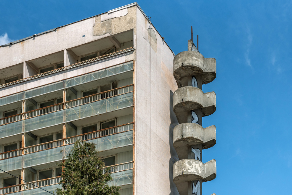 Hotel Juno, Miskolc – építész: Plesz Antal – fotó: Gulyás Attila