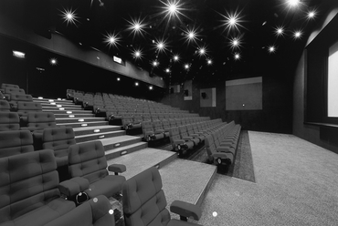 Cinema City VIP, fotó: Zsitva Tibor