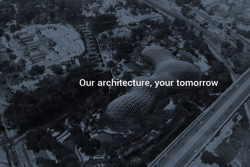 Our architecture, your tomorrow