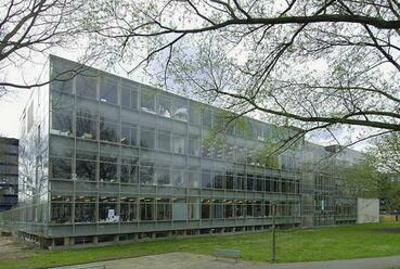 Rietveld Academie, Amszterdam (Gerrit Rietveld, 1963). Fotó  © Amsterdam Municipal Department for the Preservation and Restoration of Historic Buildings and Sites (bMA)